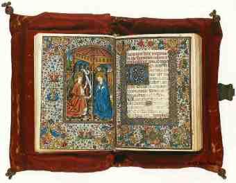 Libro manuscrito